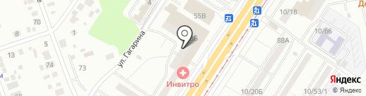 Центр экспертизы строительно-сметной документации на карте Набережных Челнов