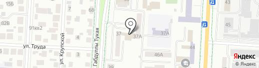ПолиТехСнаб на карте Альметьевска