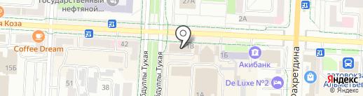 Gloria Jeans на карте Альметьевска