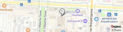 Polina на карте Альметьевска