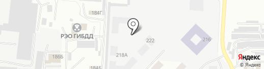 Автоювелир на карте Альметьевска