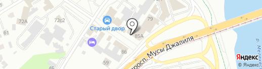 Nail_studio Каланцовой Анны на карте Набережных Челнов