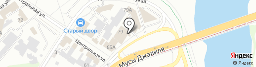EXIT на карте Набережных Челнов