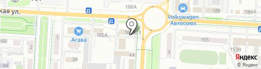 Троицкнефть, ЗАО на карте Альметьевска