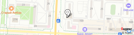 Dver116 на карте Альметьевска
