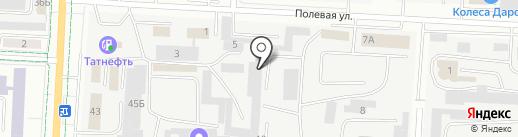БлинКОфф на карте Альметьевска