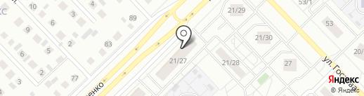 Lucky Hamster на карте Набережных Челнов
