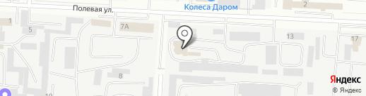 Таттехконтроль на карте Альметьевска
