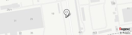 Набережночелнинская вентиляционная компания на карте Набережных Челнов
