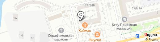 ПРОФИТ на карте Набережных Челнов