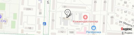 Оргсервис на карте Альметьевска