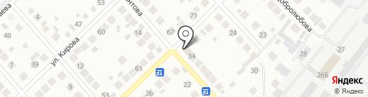 Магазин товаров для дома на карте Набережных Челнов