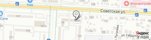БАСКО на карте Альметьевска