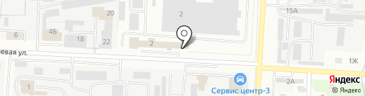 Форсаж-авто на карте Альметьевска