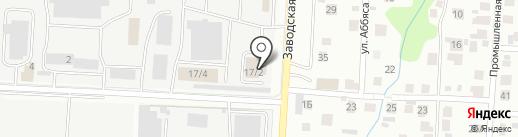Сервисный центр-3 на карте Альметьевска