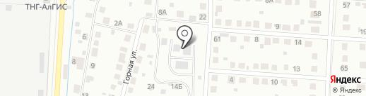 Кислородная станция на карте Альметьевска