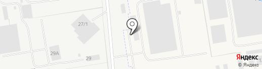 Ак-Барс Снаб на карте Набережных Челнов