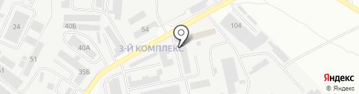 МФ ТИСАМ на карте Набережных Челнов