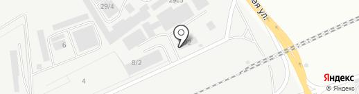 ЧелныАгроХим на карте Набережных Челнов