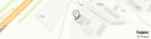 ABC-modul на карте Набережных Челнов