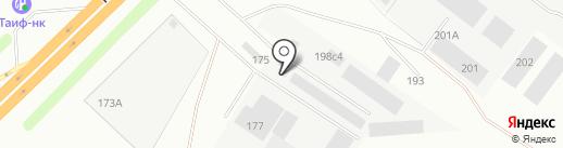 ЧикенТрейд на карте Набережных Челнов