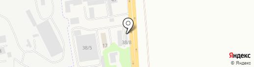 Автомир на карте Набережных Челнов