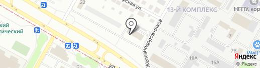 ЭНЕРГОКОНСАЛТИНГ ПЛЮС на карте Набережных Челнов