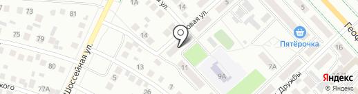 СБЕРБАНК РОССИИ на карте Альметьевска