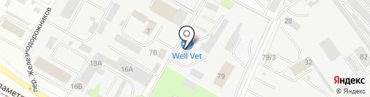 СОЮЗ ДОБРА на карте Набережных Челнов