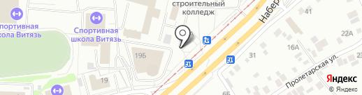 Фея на карте Набережных Челнов