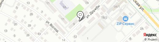 Qiwi на карте Альметьевска