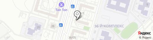 КамАвтоДизель на карте Набережных Челнов