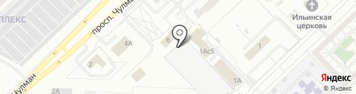 У Александра на карте Набережных Челнов