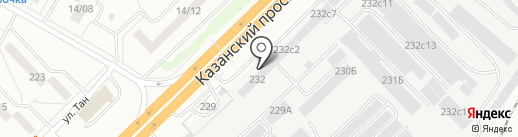 ПромМодуль на карте Набережных Челнов