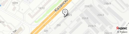 Салон сварки на карте Набережных Челнов