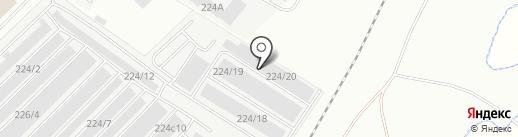 ТСК ГРАНДАВТО на карте Набережных Челнов