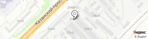 EERA на карте Набережных Челнов