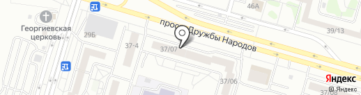 Советская аптека на карте Набережных Челнов