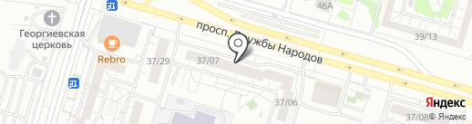 Faberlic на карте Набережных Челнов