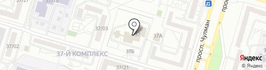 Техносад-Сервис на карте Набережных Челнов