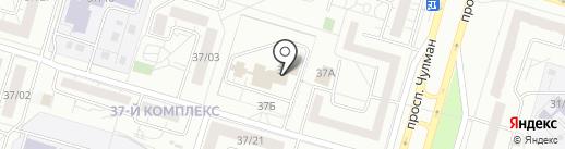 Сервис-центр на карте Набережных Челнов
