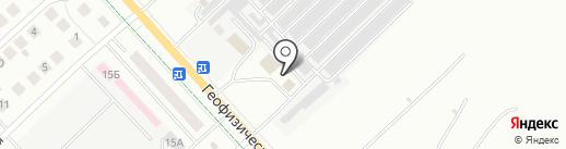 АГЗС АТК на карте Альметьевска