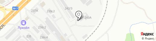 МЕГАПОЛИС на карте Набережных Челнов
