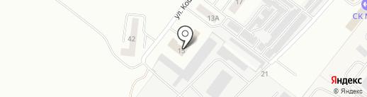Оптово-розничная фирма на карте Альметьевска
