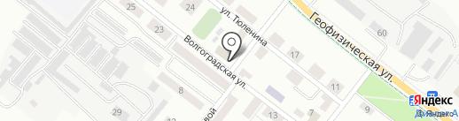 Добрая Сауна на карте Альметьевска