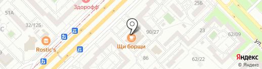 Центр помощи студентам на карте Набережных Челнов