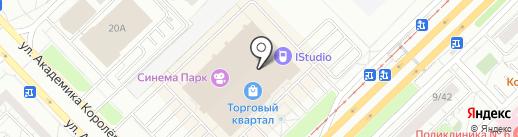 Sweet dreams на карте Набережных Челнов