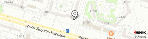 Платежный терминал, Сбербанк, ПАО на карте Набережных Челнов
