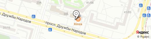 Йога dom на карте Набережных Челнов