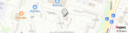 ФОНБЕТ на карте Набережных Челнов